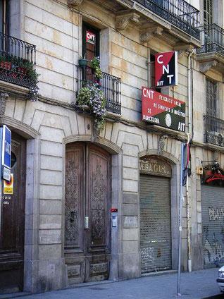 CNT - Barcelona