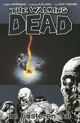 Cover The Walking Dead, Band 9: Im finsteren Tal