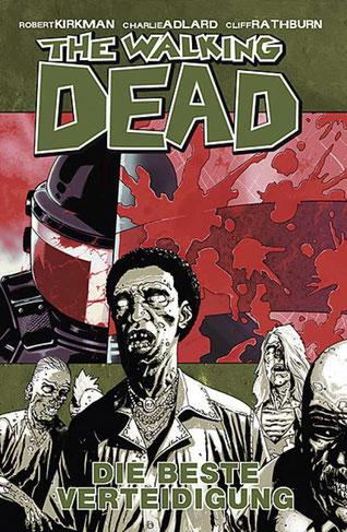 Cover The Walking Dead, Band 5: Die beste Verteidigung