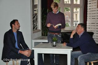 Tomas Van Den Spigel, Ruben Van Gucht en Carl Berteele