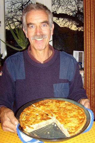 Bild: Capelle's Backform mit Zwiebelkuchen