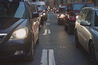Foto Straßenverkehr