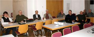 Zusammenkunft der Kraichgau-Genealogen