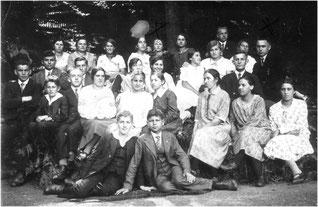 Jugendbund Großvillars, undatiert