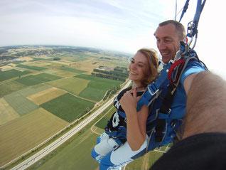 Termine zum Fallschirmspringen in Dingolfing