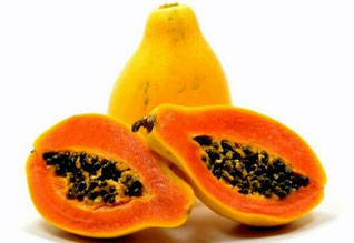 Papaia o Papaya (Carica papaya)