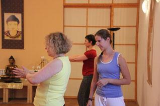 Energie in Bewegung_Shaolin Qi-Gong