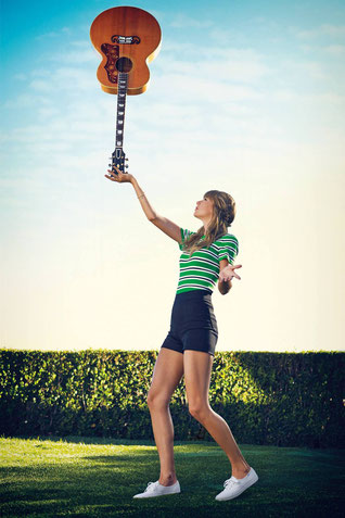 Taylor Swift for Keds (2013)