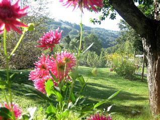 Se ressourcer à la campagne en Aveyron, en zone Aubrac