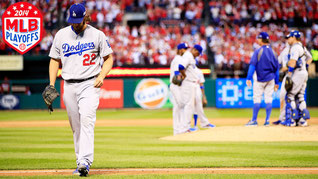 Nella foto Clayton Kershaw (JAMIE SQUIRE/GETTY IMAGES)