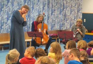 Märchen und Musik mit Maria Dürrhammer