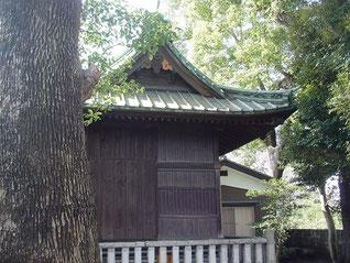 北加瀬熊野神社の本殿