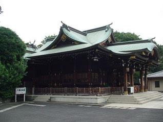 六郷神社の社殿