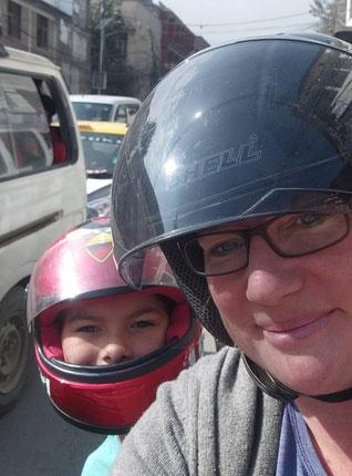 Warum du dir in Nepal auf keinen Fall einen Scooter leihen solltest