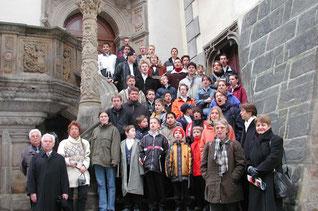 Der Wiesbadener Knabenchor auf Konzertreise in Görlitz