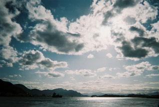 写ルンです♪で撮った関門海峡