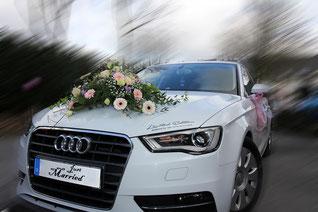 Sven Kralemann Hochzeitsfotografie Hochzeitsauto