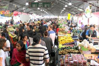 Queen Victoria Market Melbourne, Australien