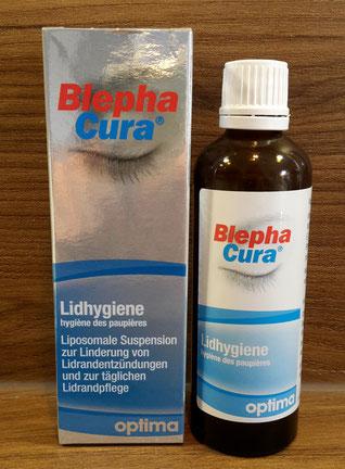 Blepha Cura (Trockene Augen, Sicca Syndrom)