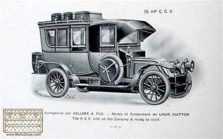 Malle automobile