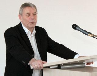 Eine Sichtung der Unterlagen aus der NS-Zeit im Loccumer Predigerseminar wünscht sich Fritz Erich Anhelm.