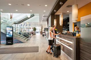 4-Sterne-Hotel Park Inn by Radison Neumarkt, Foto: Günter Standl