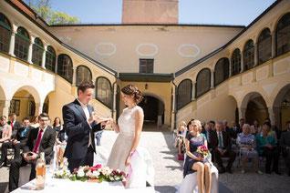 © Sandra Gehmair - Hochzeit Schloss Kremsegg