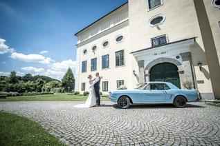 Heiraten im Schloss Kremsegg