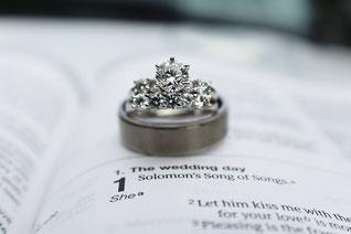 Richtig heiraten, 1 Jahr Vorbereitungszeit