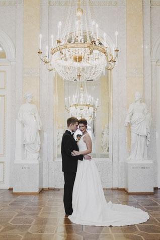 Hochzeit in der Albertina - © IvoryRosePhotography