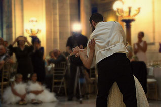 Brauttanz einmal anders