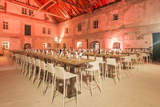 Stiegl-Bockbieranstich Wildshut, Hochzeit, Veranstaltung