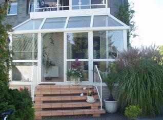Vordächer aus Glas/Alu - Hannover / Langenhagen