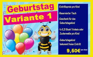 Hüpfburgenland Geburtstag