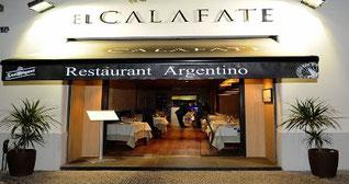 El Calafate - мясные рестораны Барселоны