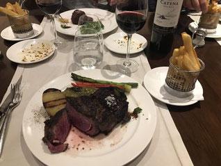 Рестораны с хорошим мясом в Барселоне
