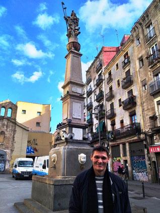 Покровительница Барселоны - Святая Евлалия
