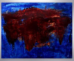 abstrakte Original Bilder kaufen, Bild, Gemälde, Silber, Gold, Türkis, Weiß, Bunt,  Original, Unikat,