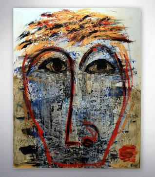 Leinwandbilder, Gemälde, kaufen, Moderne, Kunst, Malerei, Abstrakte, Bilder, Strukturen, gespachtelt, hochwertige, Unikat, Originalbilder, Original, Originalgemälde, Gesichter, Moderne, Malerei, figurativ,
