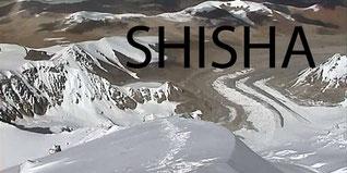 Shishapangma arrivée au sommet
