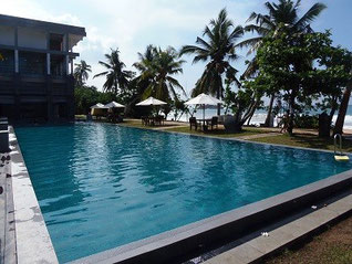 Urlaub Sri lanka Mirissa Paradise Beach Club bei reiselotsen mit Flug u Privat-Transfer über Autobahn