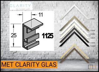 Barth lijst 1125 met Clarity