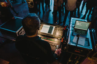 Cake Rock Festival 2019: DiGiCo SD9