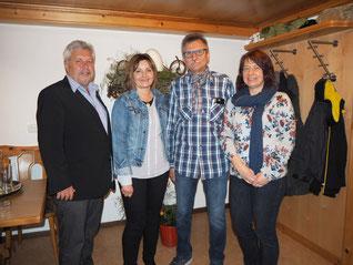 Walter Steger, Elfriede Schlenk, Reinhold Vogel, Jutta Albert