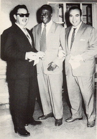 Mr. Becerra, Joaquín Mora y Alberto Podestá - 1959.
