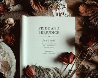Stolz und Vorurteil - erste Buchseite