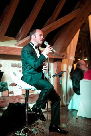Musik zur Hochzeit auf dem Weingut