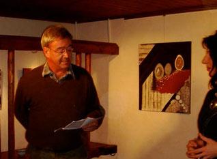 Patrice Allanfranchini, historien d'art à Neuchâtel, professeur à la HEP-BEJUNE