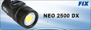 FIX neoシリーズ水中ライト2500DX