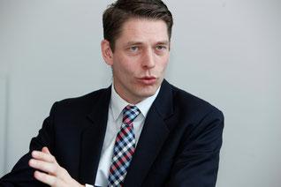 Marcel Siegrist: «Wir verspüren seit Mitte Jahr eine deutliche Zunahme von Abschlüssen in der Motorfahrzeugversicherung.»